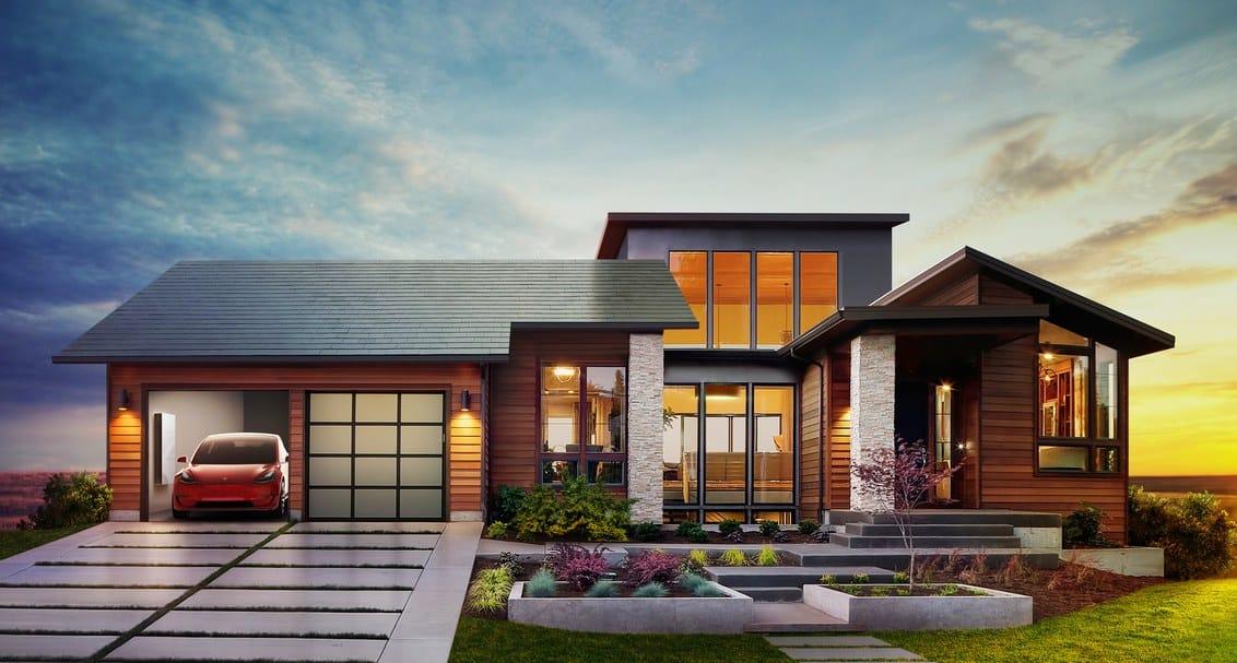solar tiles tesla