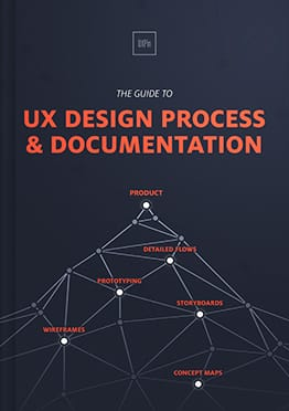 UX Design Process & Documentation, UXPIN