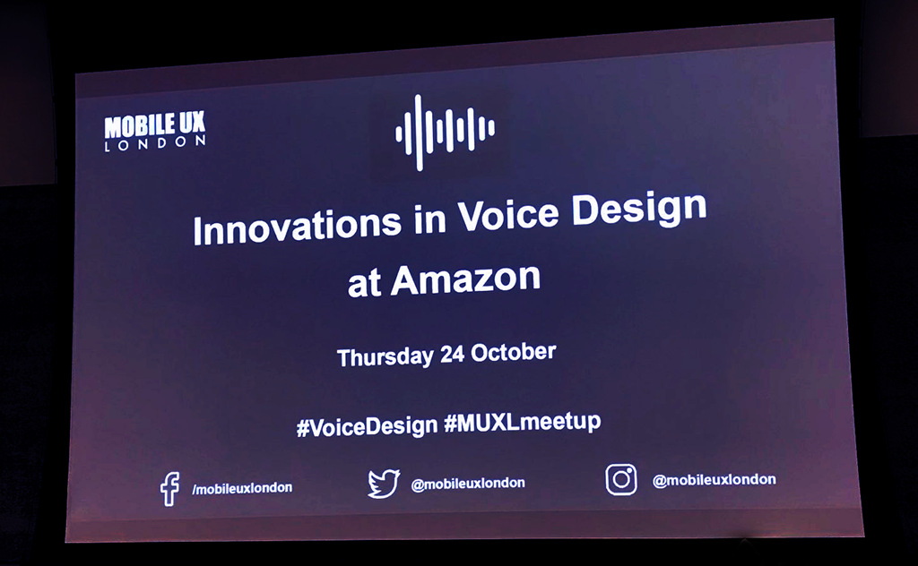 innovations in Voice Design 01