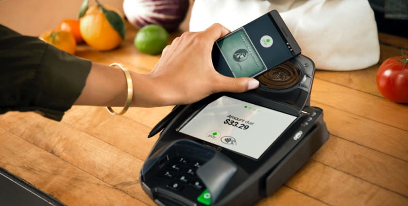 tech giants android pay google