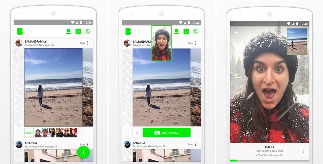 social app BEME