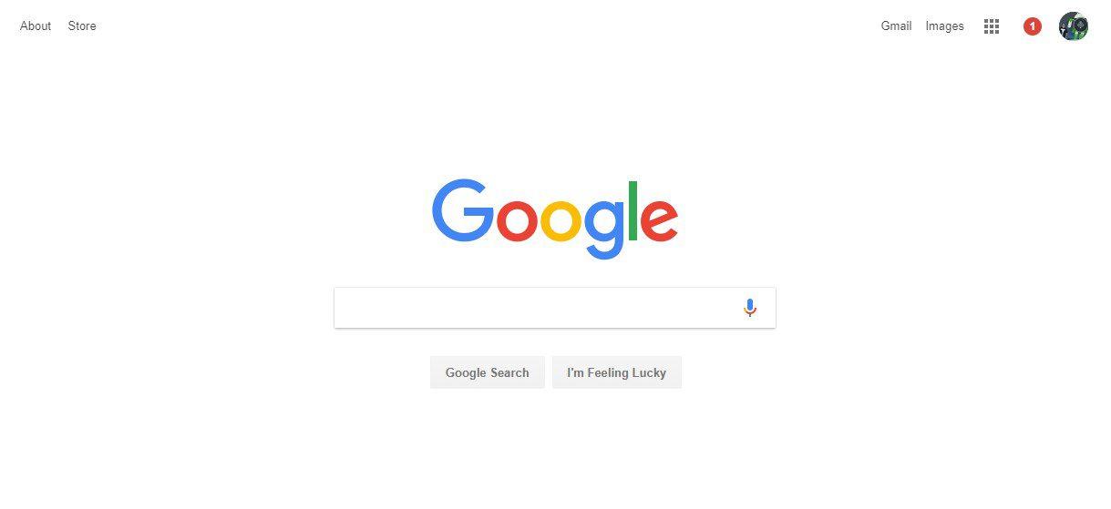 graphic design google homepage