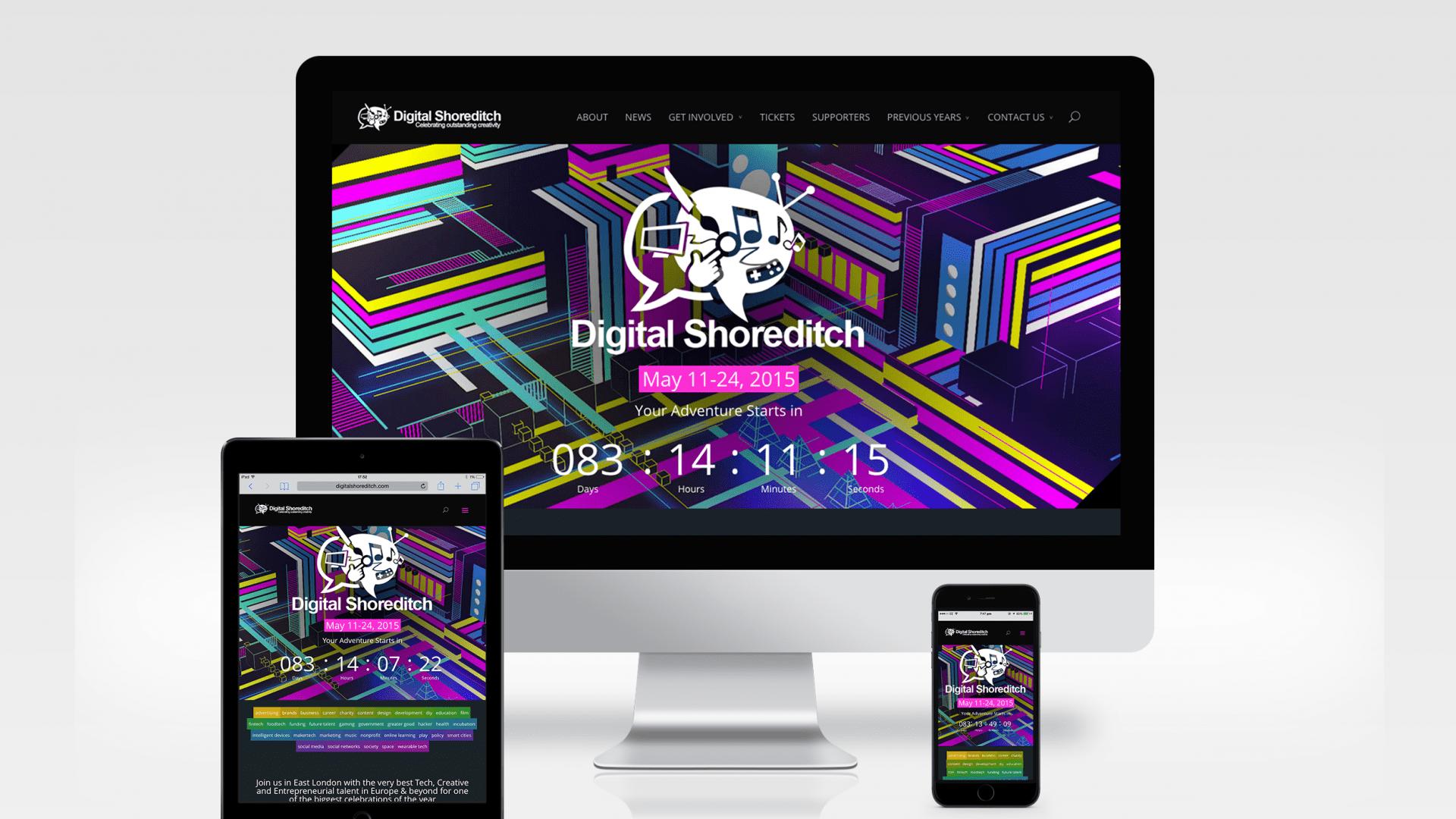 Highlights from Digital Shoreditch 2015