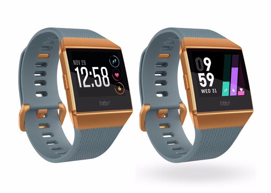ionic fitbit smartwatch