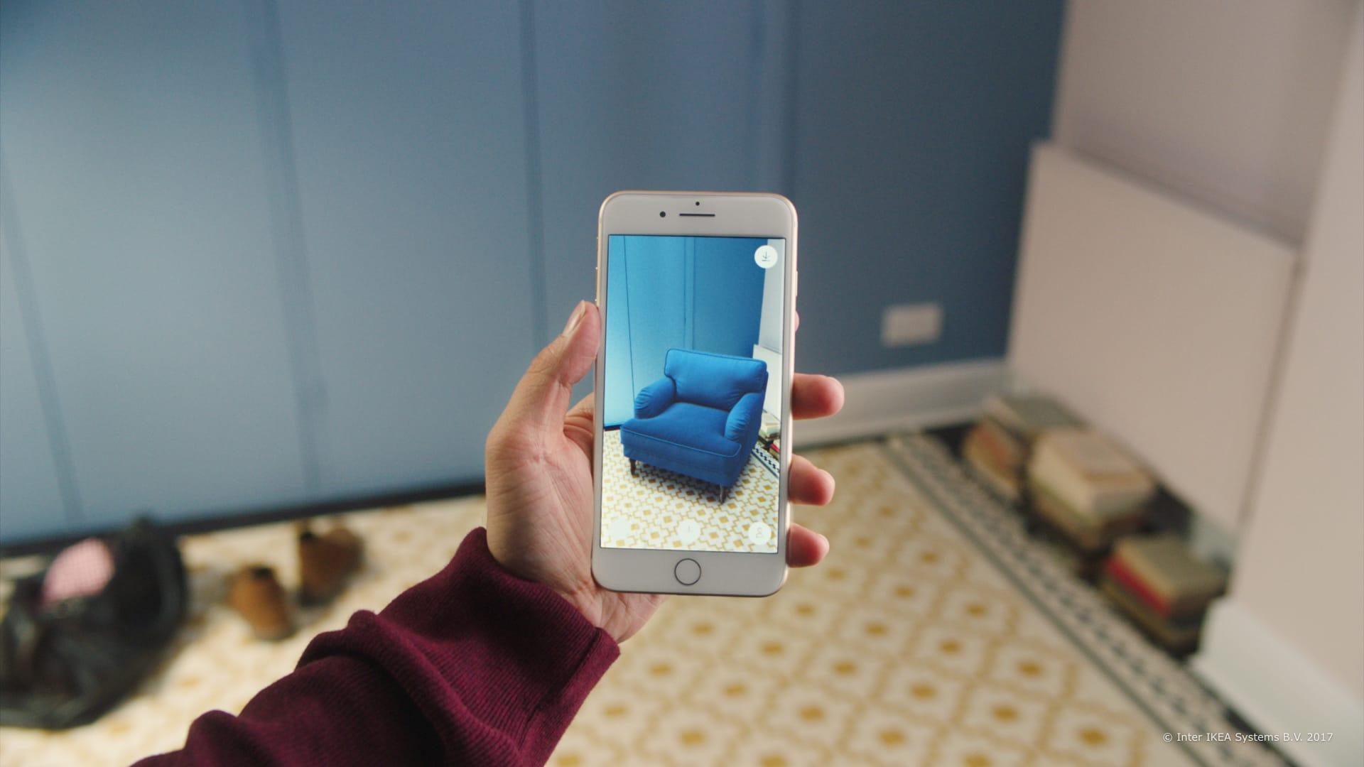 IKEA place ar app