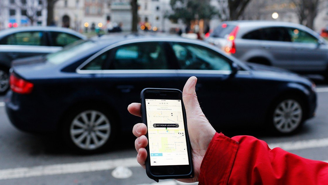 There were questions about how Uber performed background checks on their drivers. Image: Mark Warner on Flickr