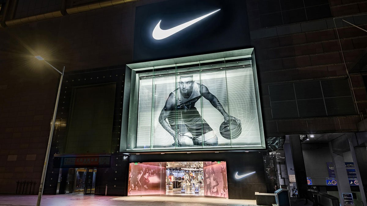 Emborracharse Conquista Ver insectos  Social Retail: Nike And Burberry Introduce Digital-Driven Stores   UX  Connections