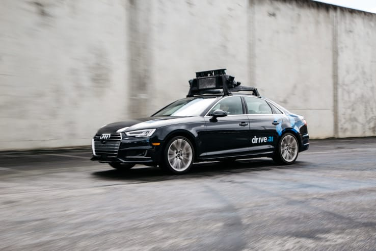 self-driving car drive.ai