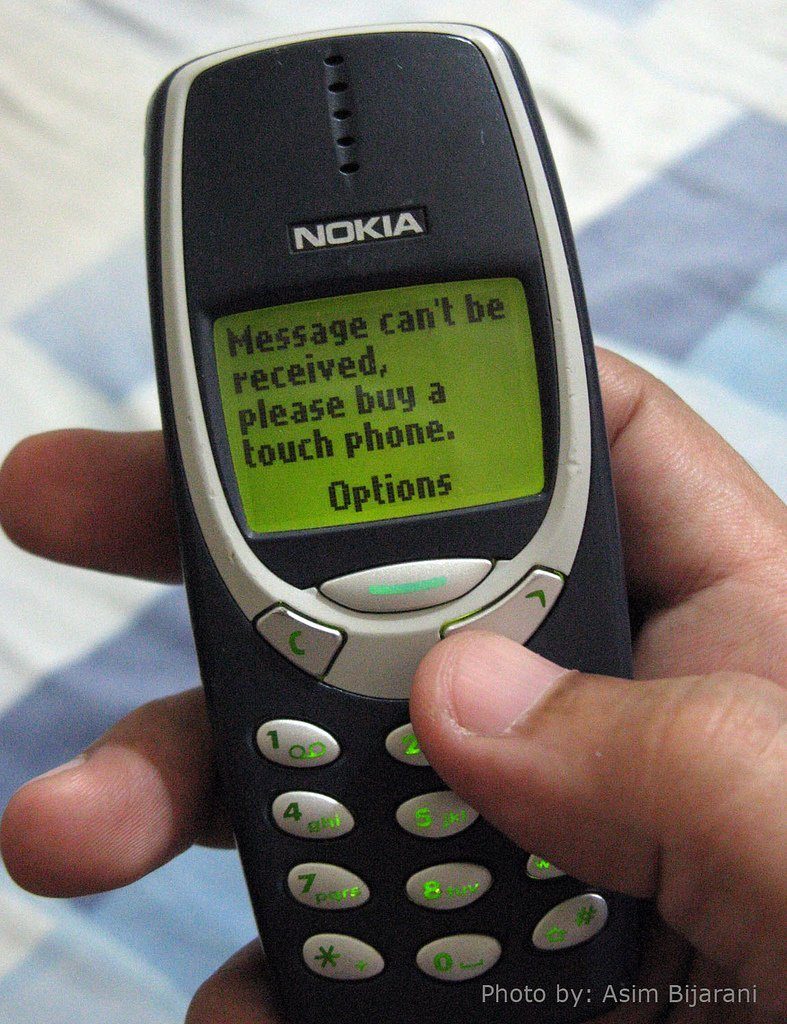 Will the world see a return to the 'brick phone' like the Nokia 3310?