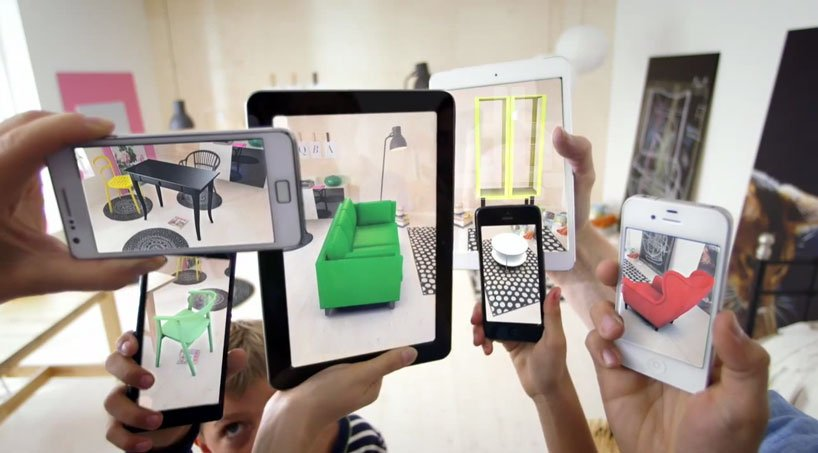 Could AR apps, like the developed by Ikea change the way we shop? Image Source : WikiMedia Commons