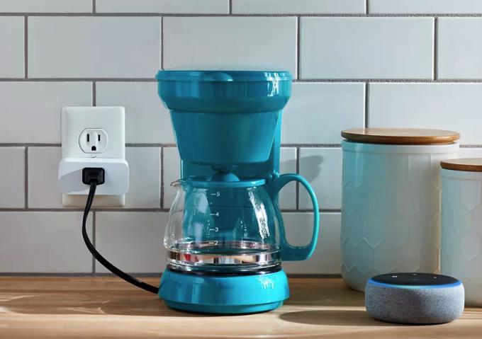 The Amazon Smart Plug. Image: Amazon