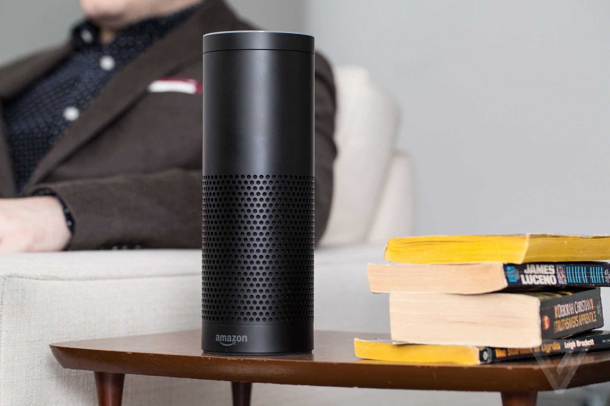 smart speakers echo assistants