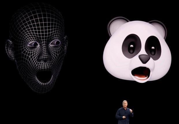 iPhone X ar animoji