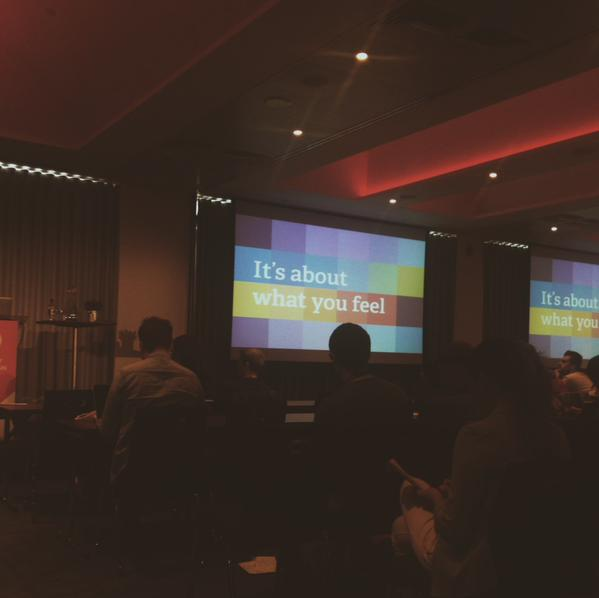 Cat Noone talk at FOWD