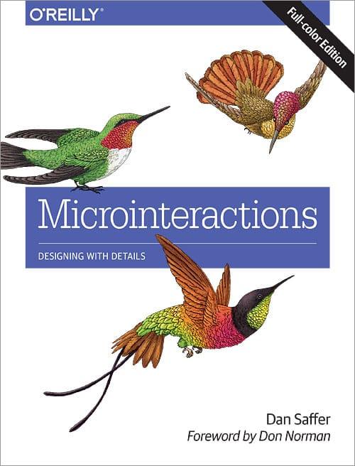 Microinteractions, Dan Saffer