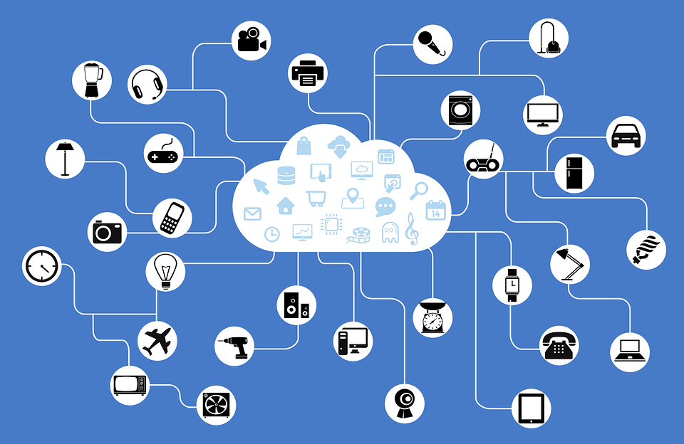 As part of Web 3.0, The Internet of Things holds a vast capability to upgrade our world. Source : Pixabay